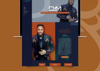 Derrick Lionel Website