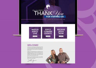 Spirit of Faith Webpage